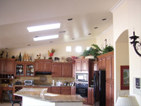 Kitchen Skylights Remodel